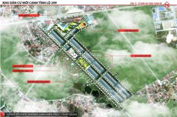 Mở bán đất nền KDC Dĩnh Trì - Nhận đặt chỗ chọn lô đẹp, LH: 0941.670.869