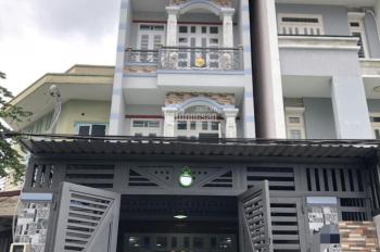 Nhà Bình Tân, 1 trệt, 3 lầu, hẻm xe hơi