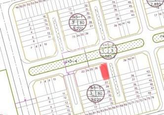 Mỹ Gia gói 5 , lô góc 2 mặt tiền , đường lớn đối diện công viên , gần chợ , gần trường học cấp 123