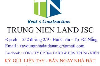 Cần bán cặp đất đường Võ Nguyên Giáp sân bay Nước Mặn, Sơn Trà, Đà Nẵng