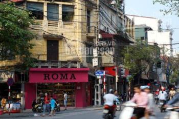 Cho thuê nhà mặt phố Trung Liệt, DT: 40m2, MT: 3,5m, giá trao đổi