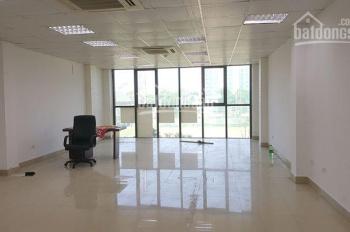Cho thuê văn phòng mặt phố Vũ Phạm Hàm. DT 80m2, MT 5m. View đẹp, thoáng mát