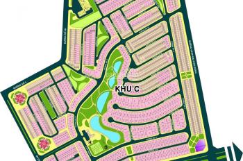 Bán đất biệt thự An Phú An Khánh khu C DT 10x20m, DTCN 202.3m2, giá bán 23.3 tỷ. LH Đô 0903157015