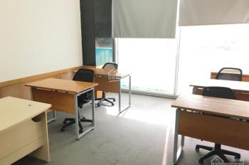 Cho thuê tầng 1 làm VP, showroom, tòa nhà Kim Ánh số 1/78 Duy Tân. LH 0904324325