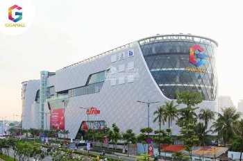 Cho thuê văn phòng tại Giga Mall, Phạm Văn Đồng, DT 2000m2 có thể cắt nhỏ