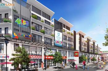 """Shophouse Khai Sơn giá 8tỷ khu phân khu phố thương mại kinh doanh """"cam kết"""" LN 30%/năm, 0942556294"""