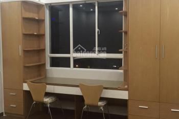 Bán căn hộ CC Viện Chiến Lược đường Nguyễn Chánh DT 135.4m2 có 3 phòng ngủ
