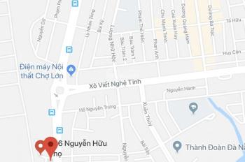 Bán nhanh đất MT đường Nguyễn Hữu Thọ, đoạn gần Xô Viết Nghệ Tĩnh, 170m2, 0906.53.53.98