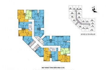 Độc quyền phân phối tòa M1 Mipec City View, chiết khấu 5% + 3 chỉ vàng
