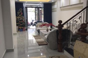 Cần tiền gấp bán nhà mặt tiền 2 lầu đẹp Nơ Trang Long, BT, DT: 4x28m, giá 14.7 tỷ, HĐT: 40 tr/tháng