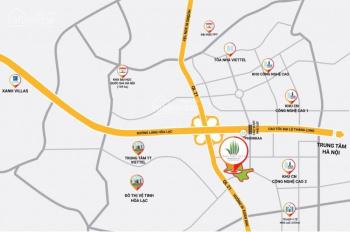 Phú Cát City, vị trí đắc địa, pháp lý rõ ràng, đầy đủ tiện ích, giá như chung cư. LH: 0968828998