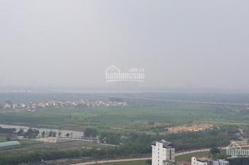 Chính chủ cần bán gấp căn hộ tầng cao 2508 căn góc trong tòa nhà 27 tầng chung cư CT1 Thạch Bàn