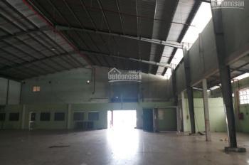Cần cho thuê kho xưởng 1100m2 KCN Tân Tạo có văn phòng đẹp, PCCC, container 24/24