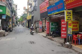 Mặt phố 88 tr/m2 Định Công Thượng, kinh doanh cực đỉnh