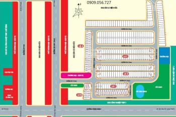 Đất sổ đỏ sát KCN Vsip 2 mở rộng, giá chỉ 690tr/80m2 CK khủng 5-10 chỉ vàng cho 20 KH đầu tiên