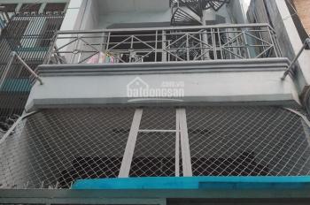 Bán nhà hẻm 47/ Nguyễn Thị Tần, P. 2, Q. 8, trệt 5 lầu DT 3,2x24m thu nhập 20tr/th, 6tỷ150triệu