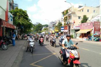 Nhà bán mặt tiền Nơ Trang Long, dt 4 x 25, vị trí sầm uất, tiện xây cao, lh chính chủ