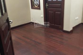 Cho thuê nhà riêng trong ngõ 125 Vĩnh Phúc, diện tích 65m2 x 4 tầng, giá 14 tr/th, LH 0932326975