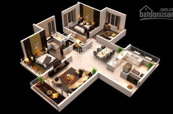 Bán căn góc 3PN The Canary Heights, full nội thất, sát vách Aeon, có sẵn hợp đồng thuê 20.84tr/th