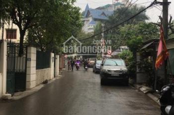 Bán nhà ngõ phố Tô Ngọc Vân, Tây Hồ, 155m2, MT rộng 13m, nhà đẹp có gara ô tô