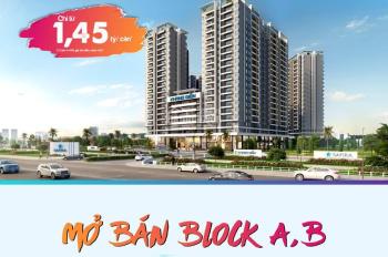 Căn hộ Safira giá chỉ từ 31tr/m2, hỗ trợ LS 0% - Nguyễn Hiến 0937325338