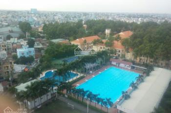 Cần cho thuê lại căn hộ Tô Ký Tower, 64m2, 2PN, 2WC, giá 6tr/th. LH 0909.012.883