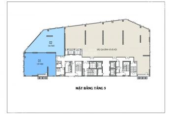 Bán sàn thương mại CC Luxury Park Views Cầu giấy (vị trí vàng Cầu Giấy) 33 tr/m2,0917136119