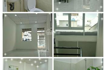 Nhà mới ở liền 245A/49A Ba Đình, P8, Q8, 28,4m2, giá 2,85 tỷ SHR không QH không LG NH gần cầu Chữ Y