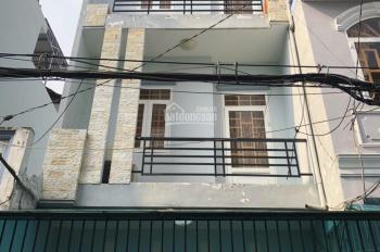 Bán nhà 1 trệt, 2 lầu, 4 x 12m tại chợ Phạm Văn Bạch, đường ô tô thông thoáng, giá 4.2 tỷ