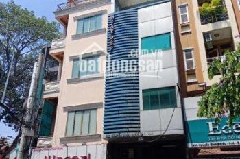 Bán nhà quận Bình Thạnh, DT 4.5x18m, 14.7 tỷ, MT đường Phan Văn Trị - Nơ Trang Long