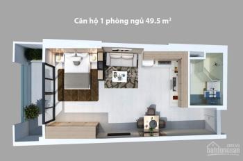 Cần bán lại 1 số căn Gateway Vũng Tàu 1 - 2 - 3PN giá tốt, view biển, LH 0967.087.089 (Tài)