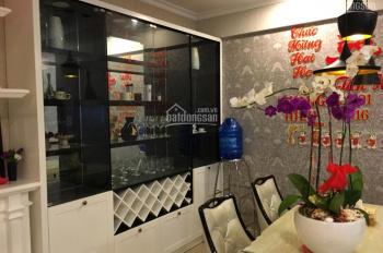 Cho thuê CH Hưng Phát Nguyễn Hữu Thọ, 2PN 2WC 85m2 giá 9tr đầy đủ nội thất, xách vali vô ở