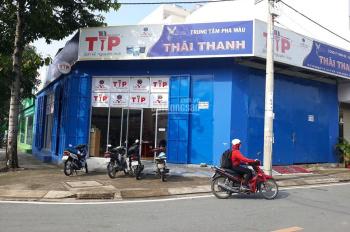 Cho thuê nhà kho/xưởng/chành 240m2 đường xe container khu Bình Phú