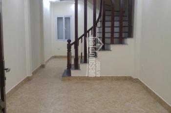 Cần bán nhà 5 tầng mới xây trong ngõ 87 phố Lê Thanh Nghị, Bách Khoa, Hai Bà Trưng. Giá 4.1 tỷ