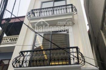 Chính chủ bán nhà DT 52m2 * 5T xây mới, phố Giáp Bát, Kim Đồng giá 4,2 tỷ, LH: 0973883322