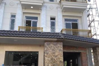 Nhà bán 1 trệt 2 lầu, tặng nội thất bao đẹp, SHR. 0898377113