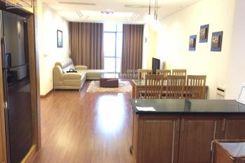 Xem nhà 24/24h, cho thuê chung cư 17T4 - Hoàng Đạo Thúy 120m2, 2 phòng ngủ, full đồ đẹp