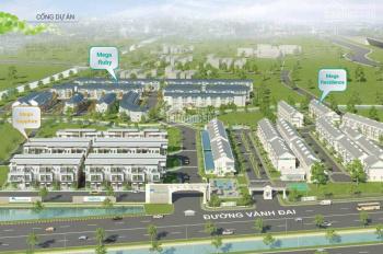 Cần bán căn góc Mega Residence Khang Điền Q9, DT 198m2, hướng ĐB, sổ hồng, giá 12 tỷ. 0906849239