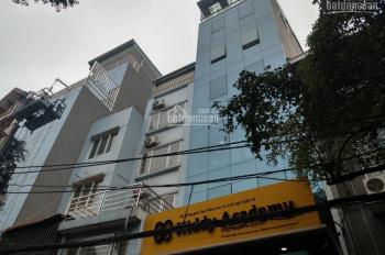 Cho thuê nhà 6 tầng thang máy phố Trần Quý Kiên