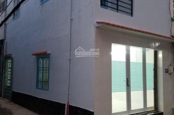 Bán nhà 2 mặt tiền đường Bông Sao, P5, Q8, 4x8m, 1 trệt 1 lầu, sổ hồng riêng 2,4 tỷ