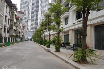 CC bán nhà LK 90 Nguyễn Tuân, cạnh Nguyễn Trãi 72m2 hoàn thiện ngoài + thang máy, đường 8m, 10,9 tỷ