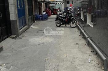 Bán nhà hẻm 77 Huỳnh Tịnh Của, P8, Q3, 105m2: Giá 15 tỷ