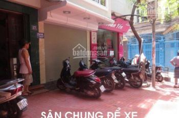 Cho thuê nhà 6 tầng phố Trần Quý Cáp, quận Đống Đa, Hà Nội