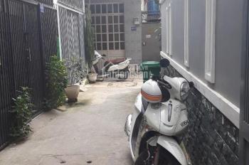 Bán gấp căn nhà trệt lầu hẻm 337 Trần Xuân Soạn, p Tân Kiểng, q7 SHR giá 2,1 tỷ TL