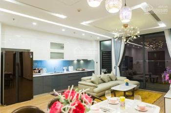 Cho thuê căn góc 118m2 chung cư Vinhomes Metropolis, 3PN, vừa xong nội thất. LHTT: 0936343629