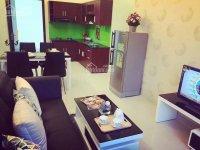 Cho thuê căn hộ Tô Ký Tower, Quận 12, 65m2 giá 6tr/tháng, 2PN, 2WC, 09417.66663