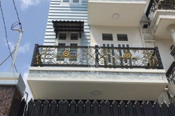 Nhà đẹp 6,8 tỷ, 4 tầng, 4x20m, số 2 KDC Nam Hùng Vương, Bình Tân, LH 090.360.1451