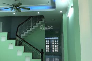 Bán nhà MT đường số 9, Phạm Hùng, Q.8, DT 5x22m, 1 trệt 3 lầu sân thượng, giá 12,5tỷ. LH 0916222729