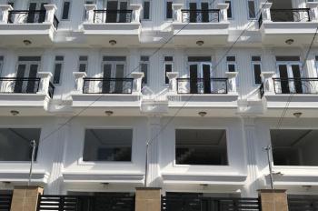 Bán nhà Thạnh Xuân 22, xây 1 trệt 1 lửng 3 lầu, nhà mới ngay chợ, đường 9m, LH: 0938.49.6362