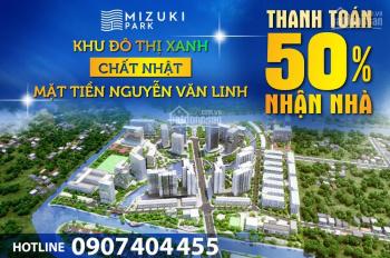 Bán căn hộ Mizuki Nam Long, gần Nguyễn Văn Linh Quận 7, nhận nhà ở ngay năm 2019, LH 0907404455
